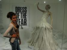 Dress of the Year for 2012 at the Fashion Museum