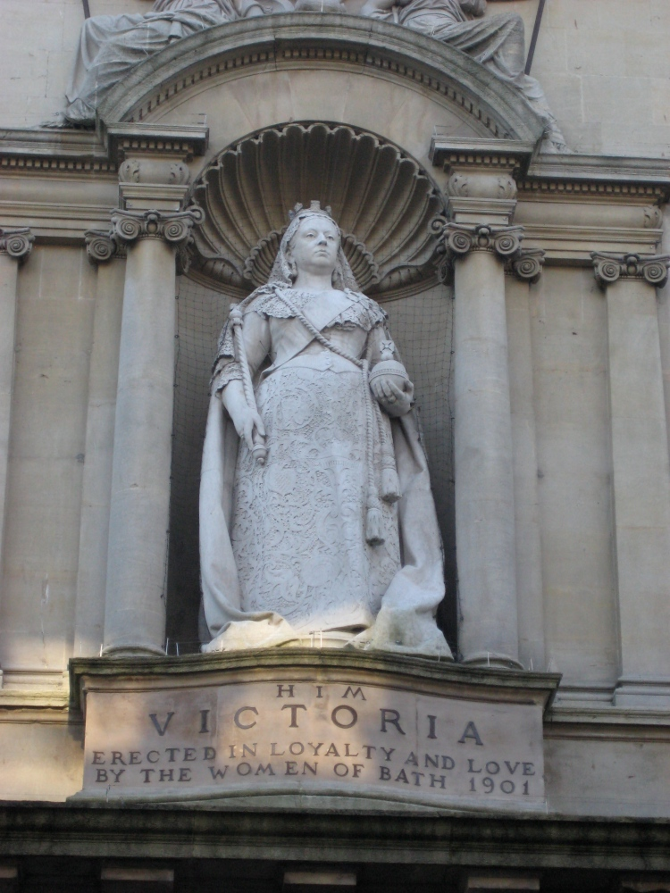 queen vic vag