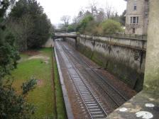 rail line