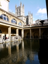 The Roman Baths.