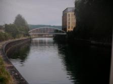 How the new 'coat-hanger' bridge will look.