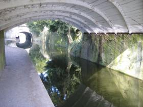More reflections on the canal.