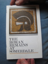 The cover of a booklet published by Fry's about the Roman remains on their Somerdale site.