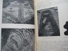 Early photographs of the rescued mosaics.