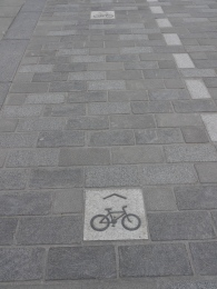 A dedicated Cheap Street route for cyclists!