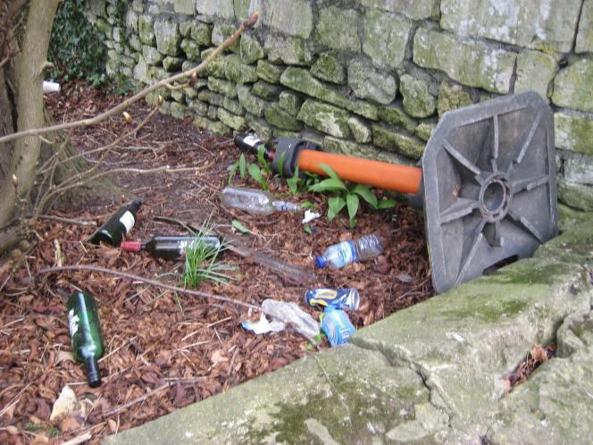 Sydney Gardens – dumpinggrounds!