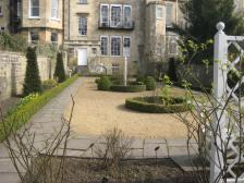 The Georgian Garden at Number 4