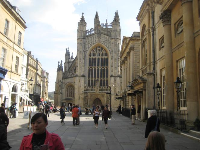 Bath Abbey's summer music school!