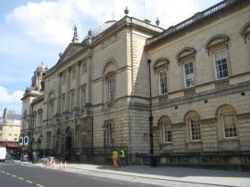 The Bath Guildhall
