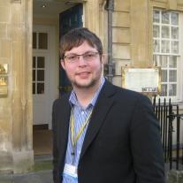 Cllr Ben Stevens Lib-Dem Widcombe Cabinet member for Sustainable Development.