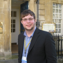 Cllr Ben Stevens Lib-Dem Widcombe Cabinet member for Sustainable Development.