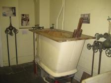 Aeration bath