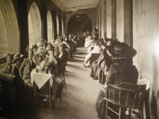Ewardians enjoying tea!