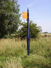 Battlefield marker