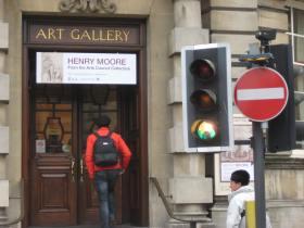 Bath's Victoria Art Gallery.