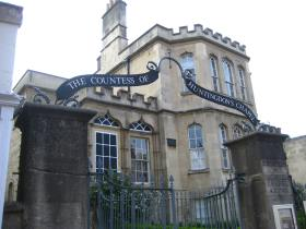 The re-named Museum of Bath Architecture.
