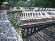Brunel's iron bridge