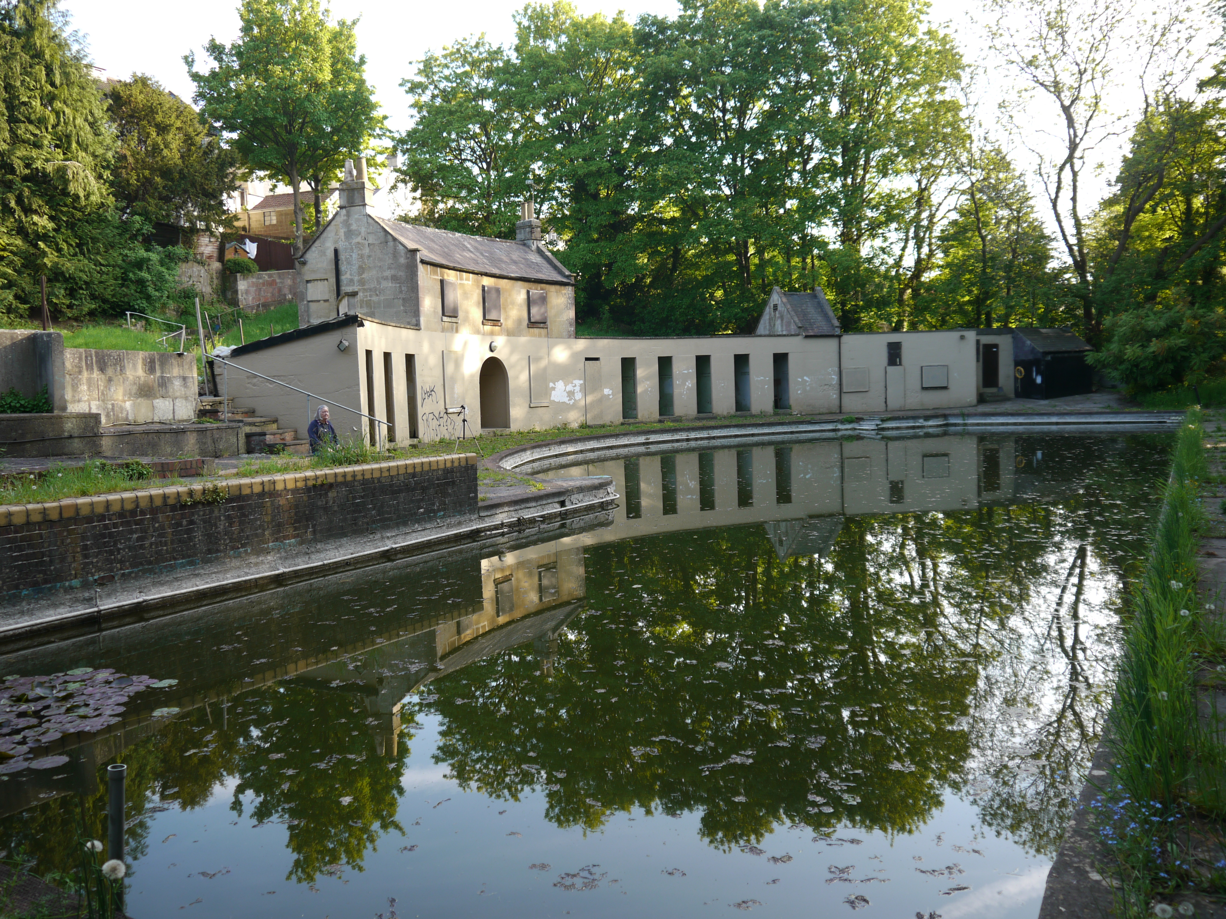 cleveland pools trust the virtual museum of bath
