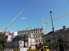 The Gainsborough Hotel taking shape