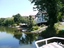 The Edwardian Boating Station