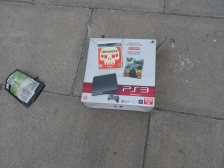 X-Box packaging evidence?