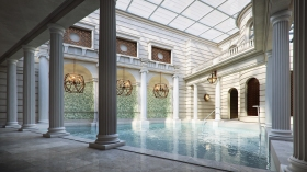 The Gainsborough's proposed Spa Village Pool