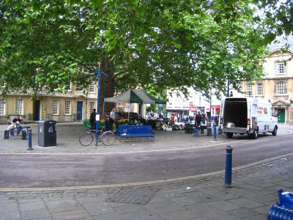kingsmead square