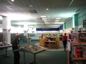 Bath Central Library.