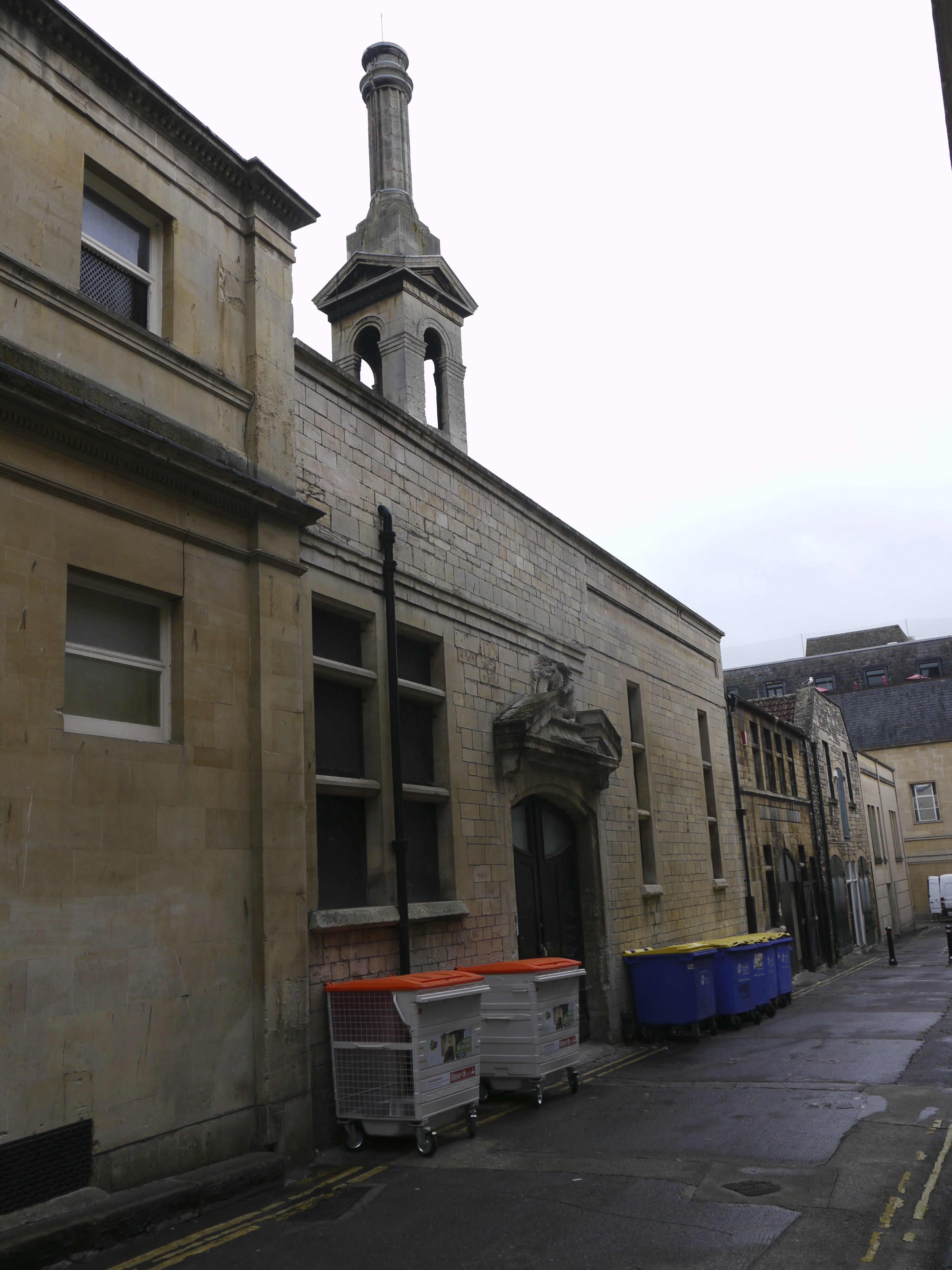 Bath and north east somerset council bath newseum for Banes planning