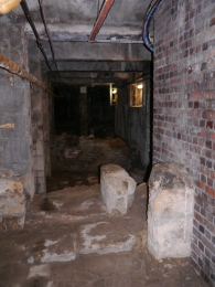 Areas within the Roman Baths complex you don't normally get to see.