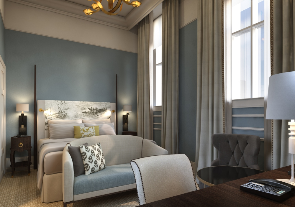 Gainsborough Hotel opening could be Easter 2015? (2/2)