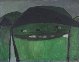 William SCOTT Slagheap Landscape 1953 Arts Council Collection