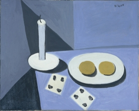 [Still Life with Candle], 1950