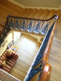 guildhall staircase