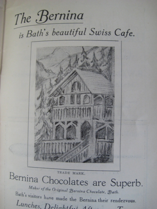 The Bernina remembered