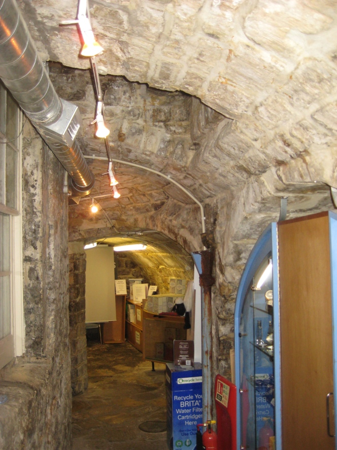 Cellar secrets