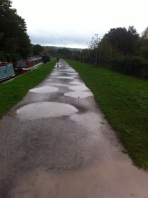 Have your say on towpath.