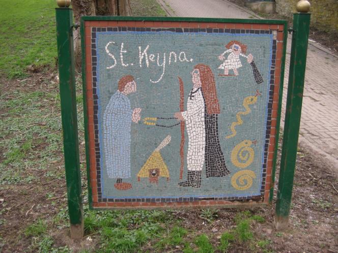 Keynsham mosaics on themove.