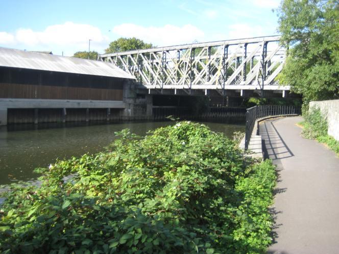 Midland Bridge re-opened.