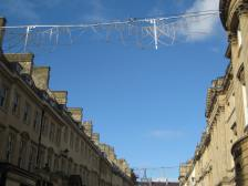 bath christmas lights