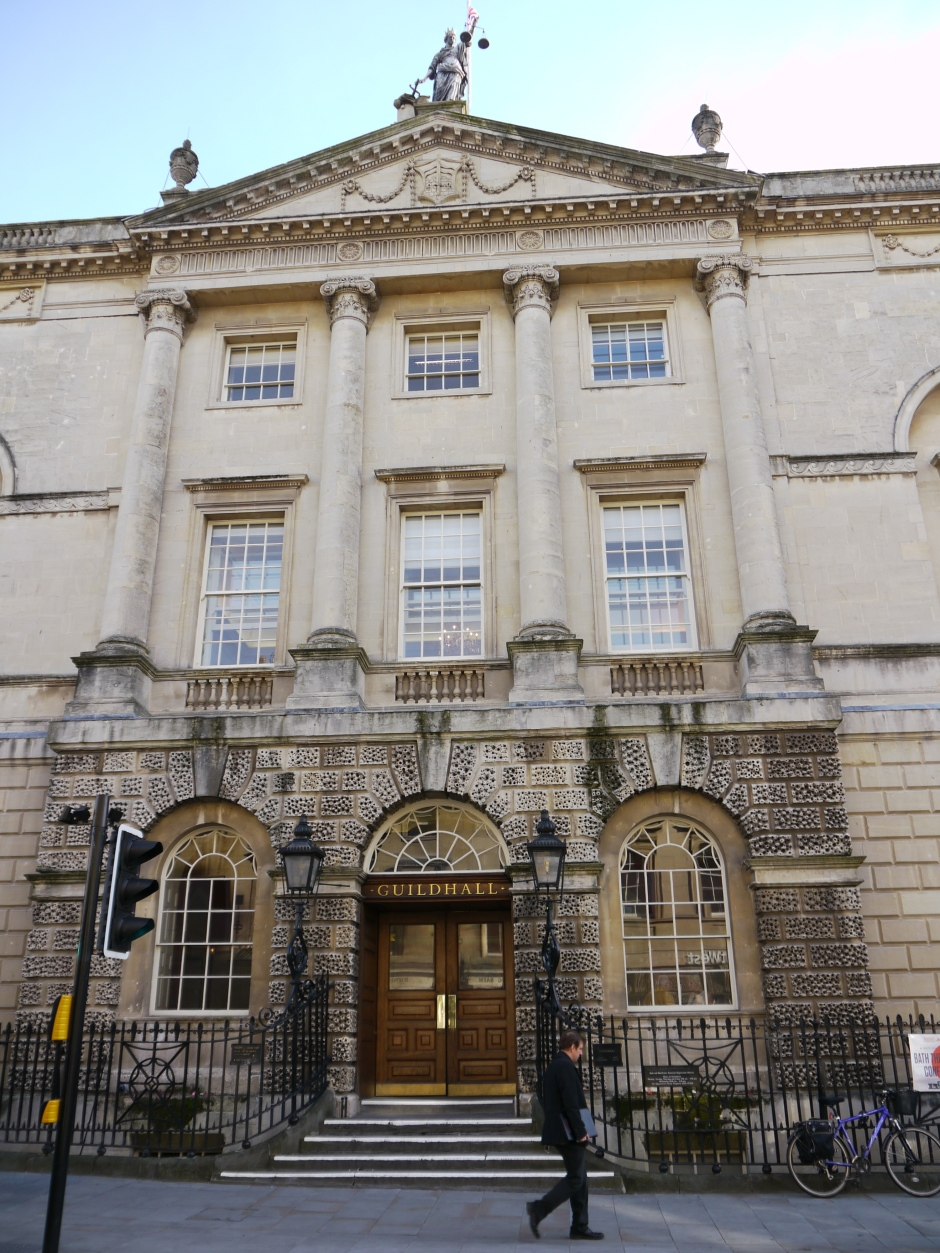 Bath Guildhall
