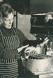 An early image of Mary Berry © Bath In Time http://www.bathintime.co.uk/search/keywords/mary%20berry