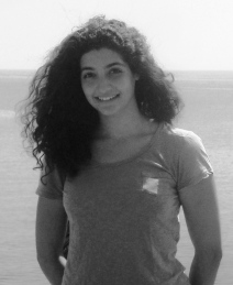 Bath Spa student, Alexandra Voulpioti