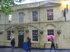 The recently externally refurbished Crystal Palace Tavern in Abbey Green.