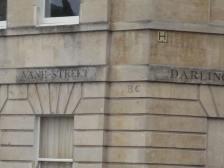 BC initials vane street