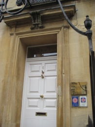 The old Duchy offices in Edward Street. Now a luxury town house called The Duchy.