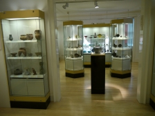 One of the galleries at The Museum of East Asian Art