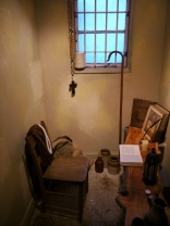 There's a recreation of a 'scriptorium' - a room assigned in a medieval conventual establishment for the copying and storage of texts.