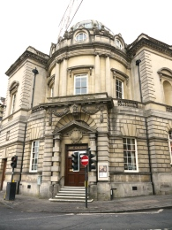 Bath's Victoria Art Gallery.