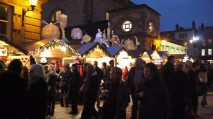 No extension to this year's Christmas Market after all.